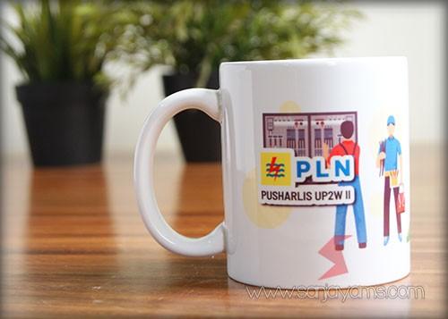 Mug keramik - PLN