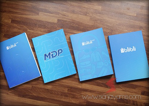 Notebook BliBli