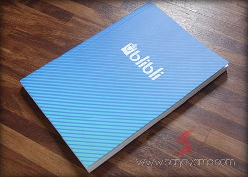 Notebook - BliBli