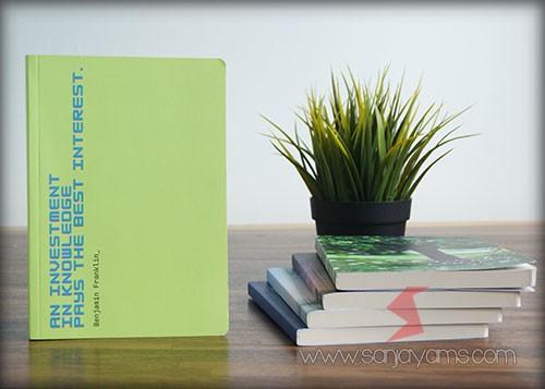 Notebook - Universitas Ma Chung