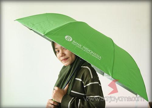 Payung botol - Bank Indonesia