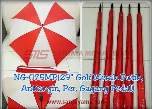 Payung wana merah putih