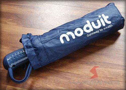Payung lipat 3 otomatis - Moduit