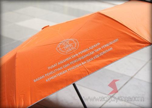 Payung lipat otomatis - Pusat Asesment