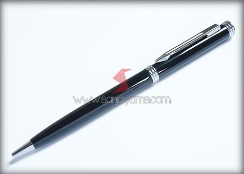 Pen besi paku warna hitam