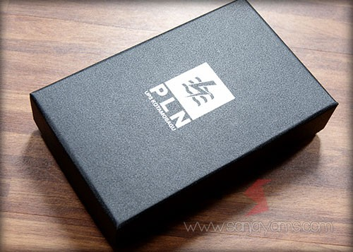 Packaging box hard cover - PLN