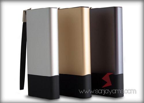 Beberapa pilihan warna powerbank  PA15