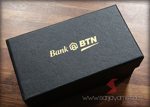 Packing box hard cover - Bank BTN
