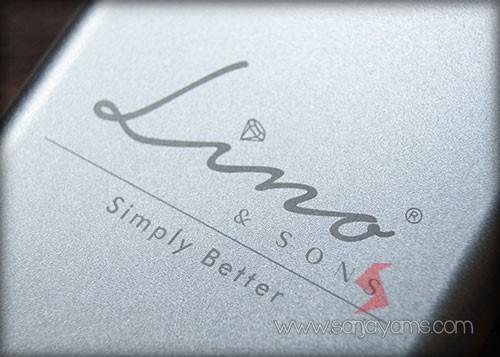 Detail hasil cetakann - Lino