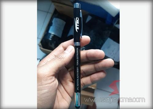 Pen 5 fungsi TTEC warna hitam