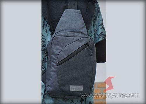 Sling bag warna abu-abu - Jotun