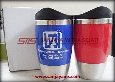 Hasil cetakan logo - LP3I