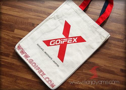 Tas kanvas - Goifex