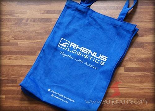 Tas rafel biru - Rhenus
