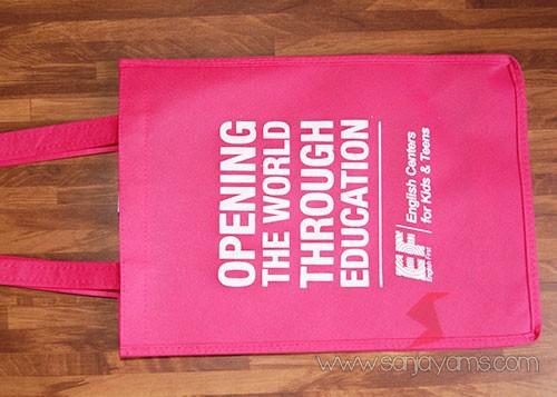 Tas pink - EF