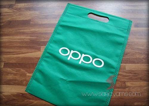 Tas press oval - Oppo