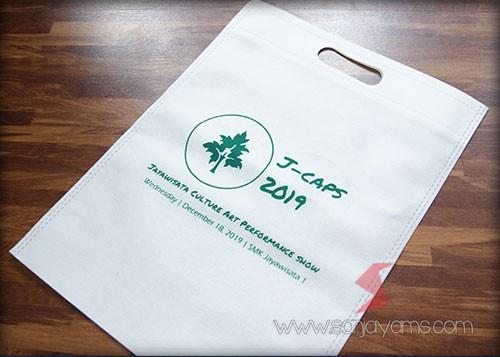 Hasil cetak logo - Jaya wisata