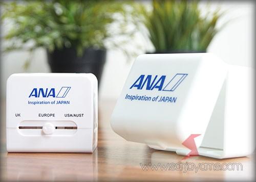 Travel adaptor ANA