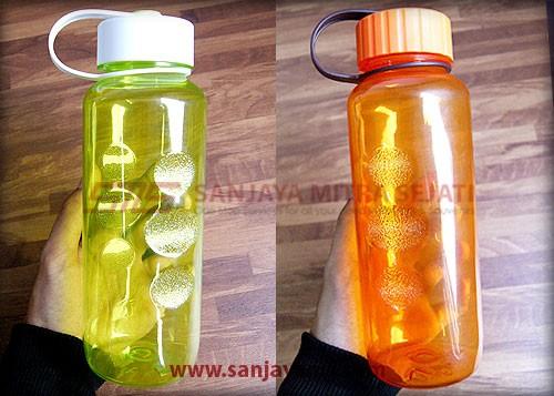 Tumbler glory hijau dan orange