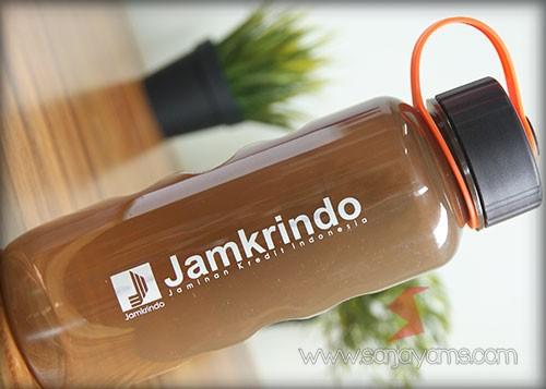 Tumbler glory cetakan logo - Jamkerindo