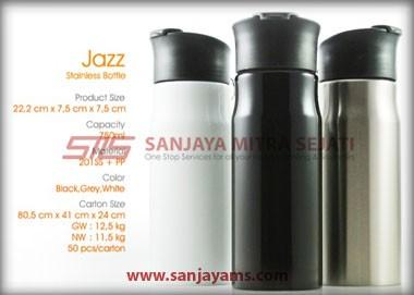 Spesifikasi tumbler jazz