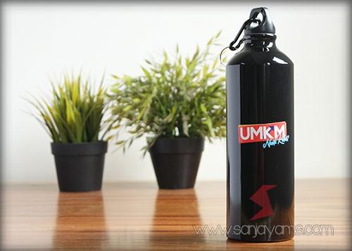 Tumbler sport aluminium - UMKM