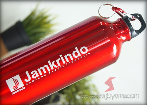 Tumbler sport aluminium - Jamkerindo