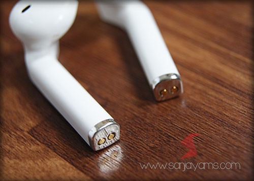 Earphone tanpa kabel