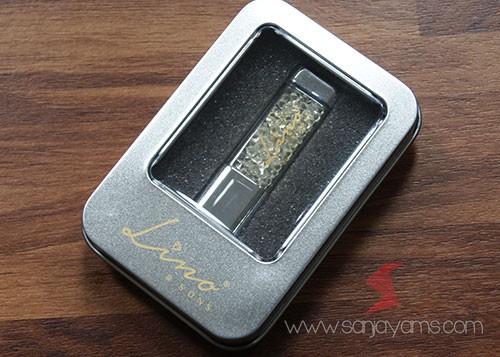 Packaging USB Crystal