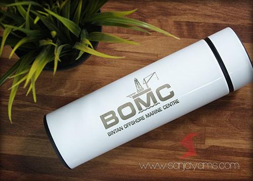Vacuum thermos - BOMC