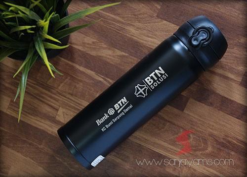 Vacuum thermos - Bank BTN