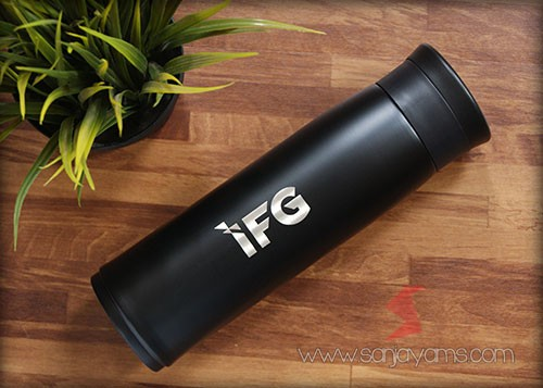 Vacuum thermos IFG