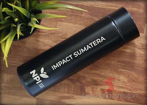 Vacuum thermos - Impact Sumatra