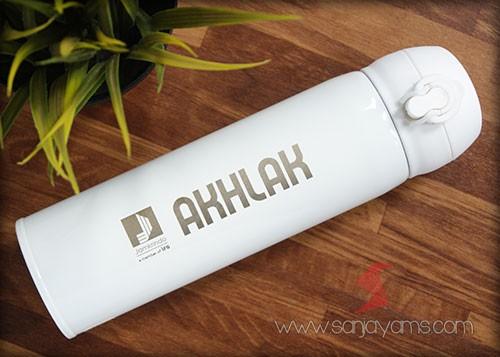 Vacuum thermos - Jamkerindo Akhlak