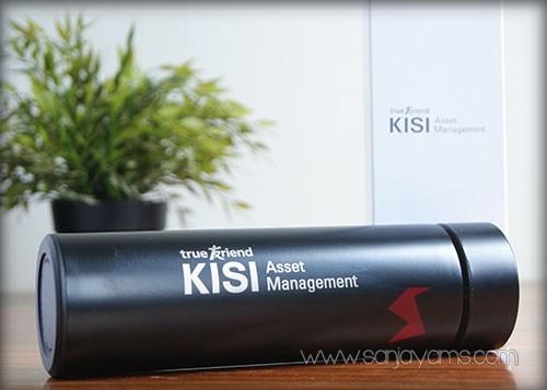 Vacuum thermos - Kisi Asset Management