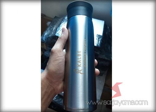 Vacuum Thermos TV10 Dengan cetakan logo Kalbe