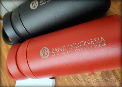 Vacuum thermos Bank Indonesia  (350 ml)