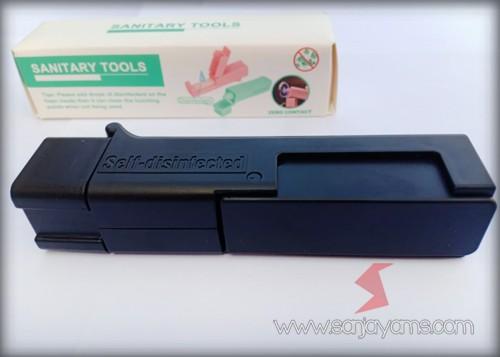 Zero Touch Tool Warna Hitam