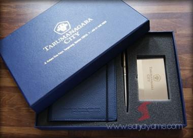 Gift Set 801 - silver