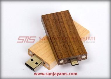 USB Kayu OTG - UW01