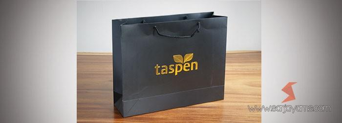 Paper Bag - Taspen
